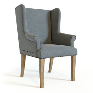 3D chair ollesburg