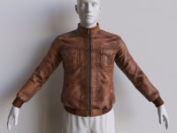 LowPoly Jacket