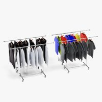 clothes stands 3D model
