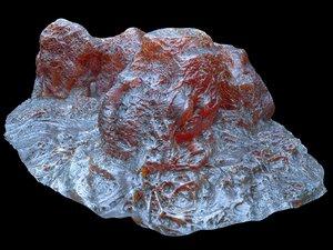 alien life forms 3D model