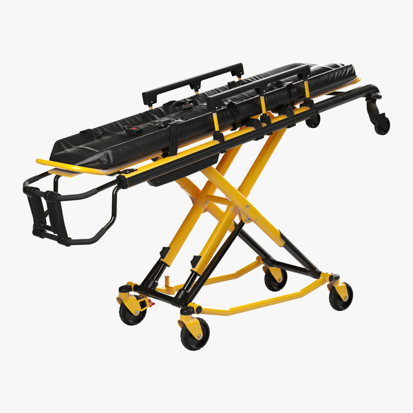 ambulance bed model