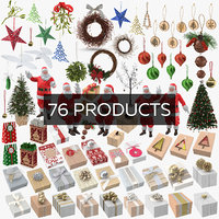 Christmas Collection 02 - 76 Products