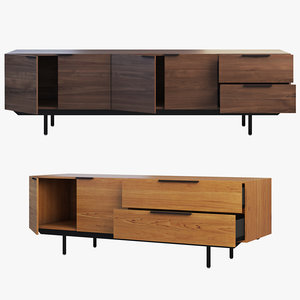 3D pastoe frame style sideboard