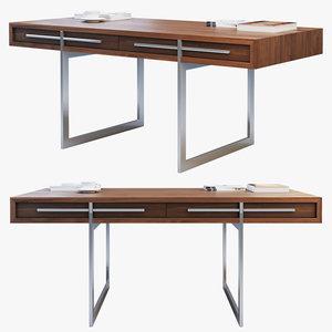 3D naver ak 1340 desk model