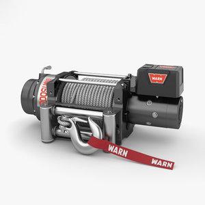 winch tool model