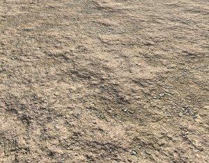 Arid desert terrain seamless 7 PBR