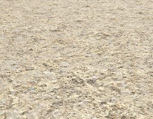 Arid desert terrain seamless 14 PBR
