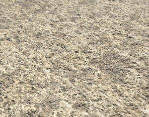 Arid desert terrain seamless 9 PBR