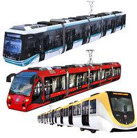 Tram , Train, Metro Collection