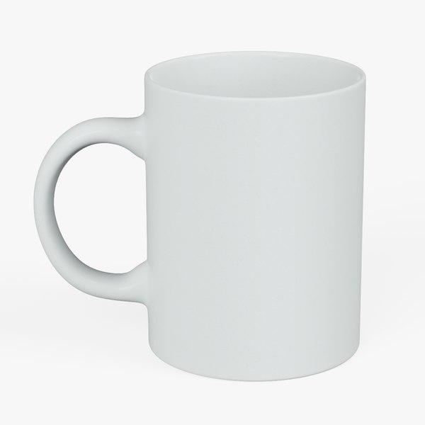 3D mug pbr