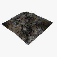 terrain ready model