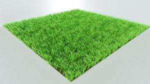 grass lawn 3D