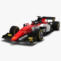 3D mp motorsport 16 f2