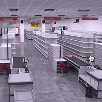 Retail - Supermarket