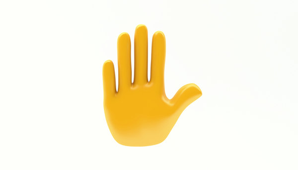 emoji hand gesture model
