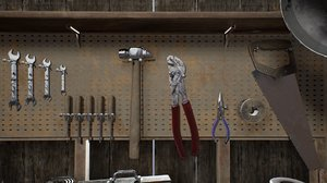 3D lamp tools