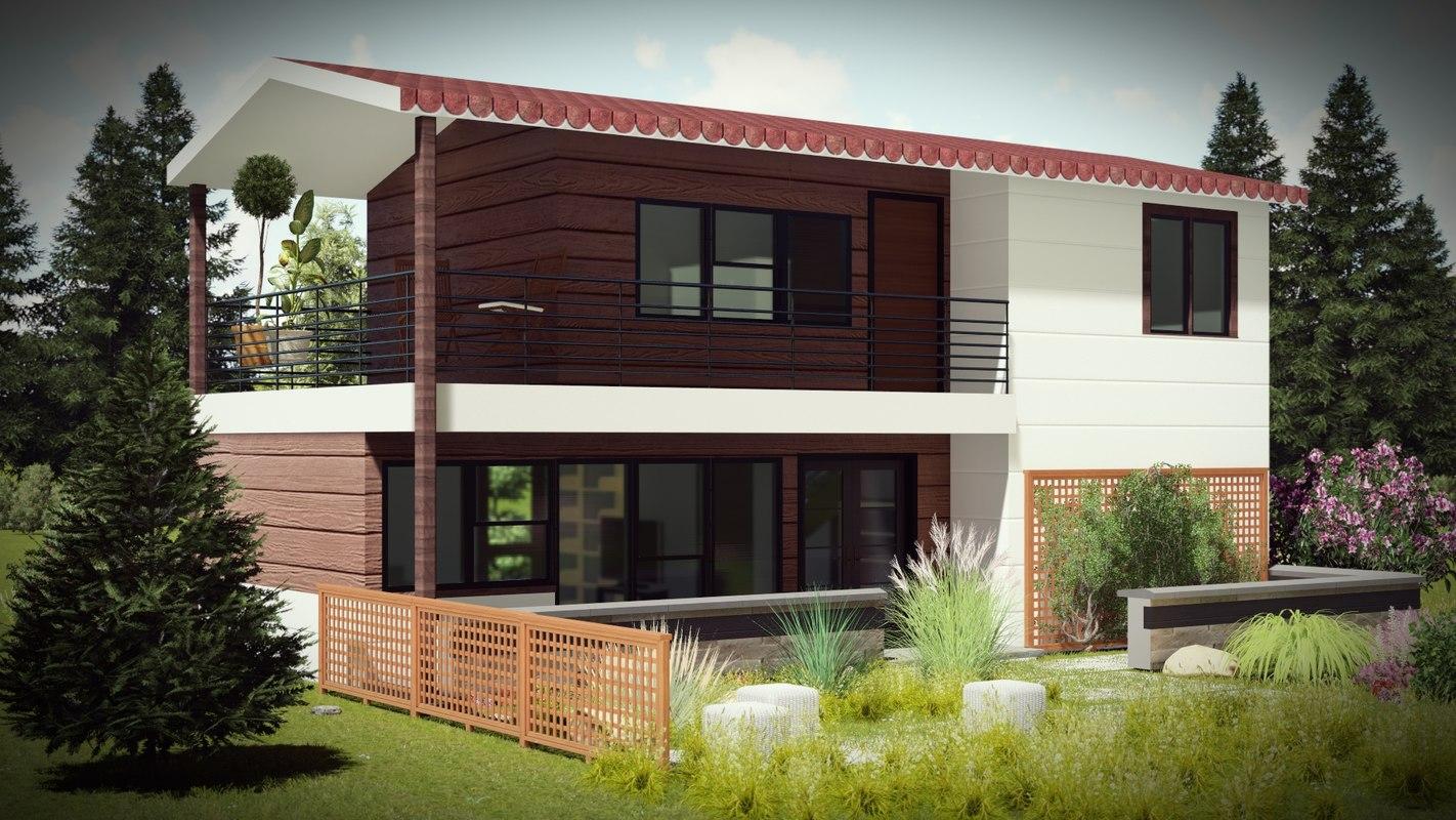 BIM - Country House