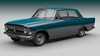 Ford Zephyr 6 1962
