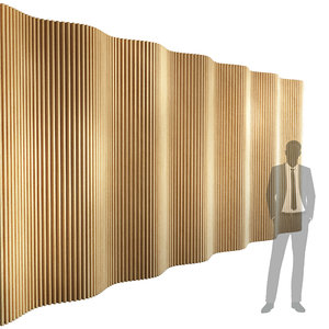 parametric wall 007 model