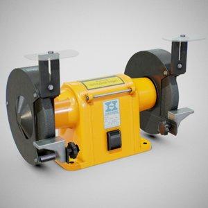 3D hanning bench grinder -