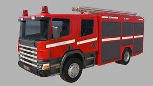 firewagon 3D