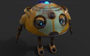 3D robot ma780v2