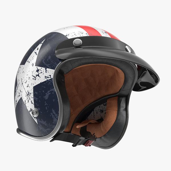 torc motorcycle helmet rebel model