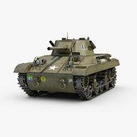 M22 Locust Tank