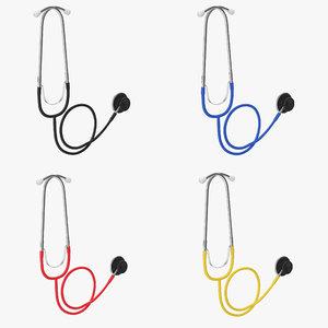 3D stethoscope 1 model