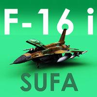 f-16i sufa 3D model