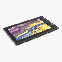 Wacom MobileStudio Pro 13 3D Model