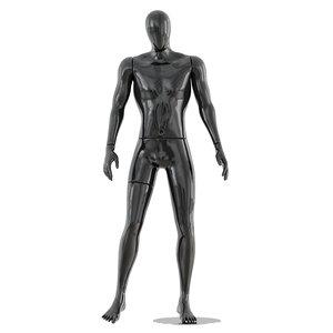40 faceless male mannequin 3D