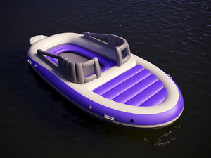 inflatable boat model