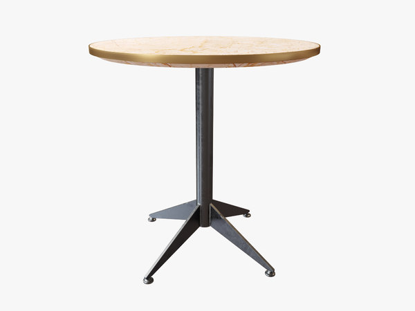 3D model ring table coffee