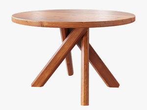 pierre chapo table 3D model
