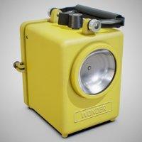 1950s wonder agral lamp 3D model