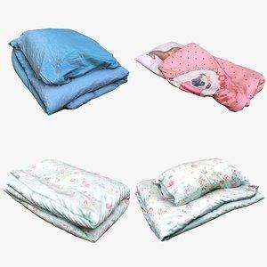 bedding 3D