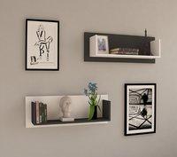 horizontal shelves 3D model