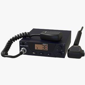 3D channel cb radio