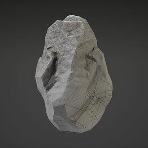stone - 3D model