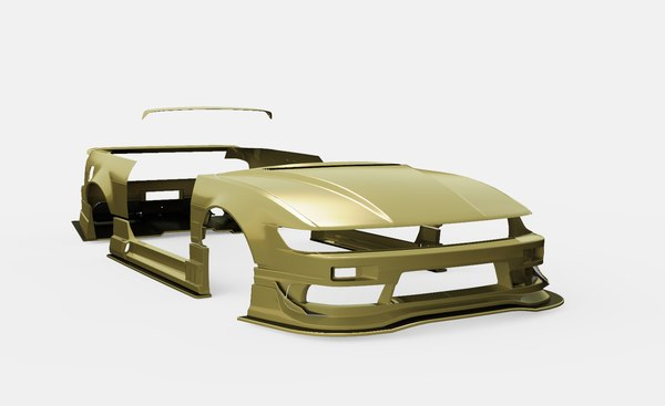 body kit origin labo 3D