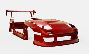 3D rx-7 fc bn sports