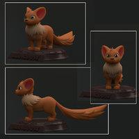 animal beast mammal 3D model