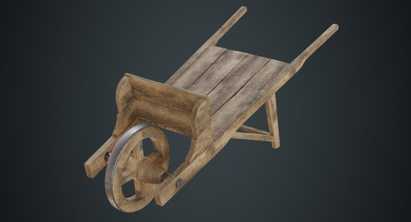 3D wheelbarrow 2a