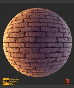 mud brick 3D