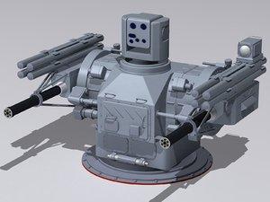 3m89 palash 3D model