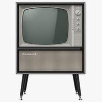 Fleetwood Television Circa 1960