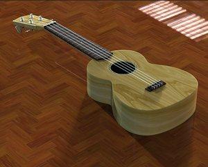 guitar music model