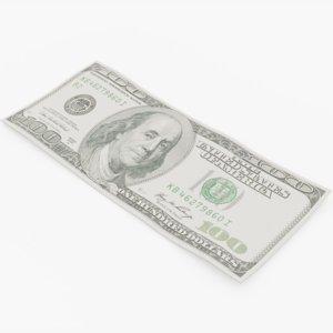 dollar pbr 3D model