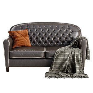 3D eiffel sofa model